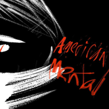 americanmental cd cover